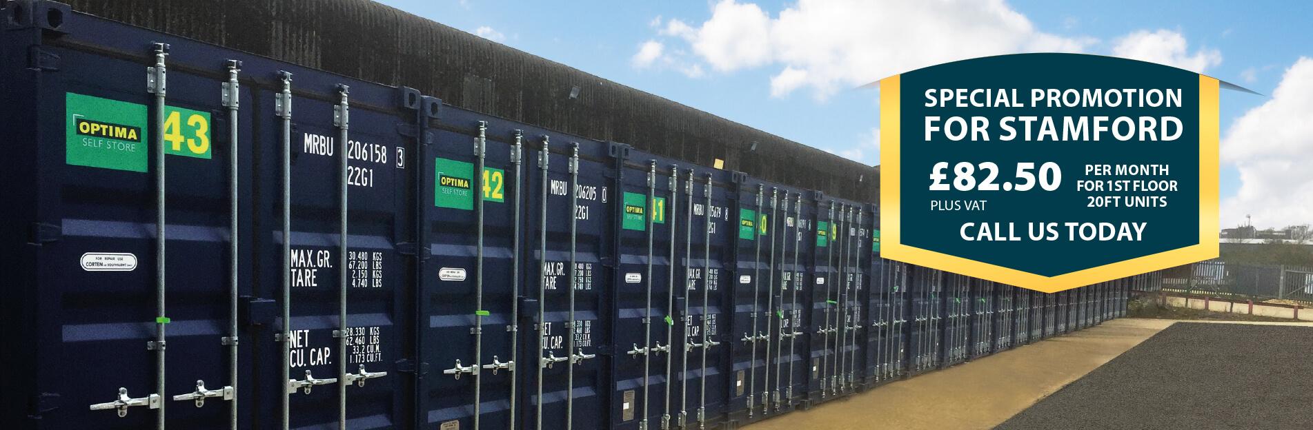 Stamford Self Storage